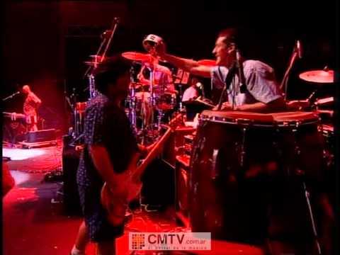 Bersuit Vergarabat video Tuyú - San Pedro Rock I - 2003