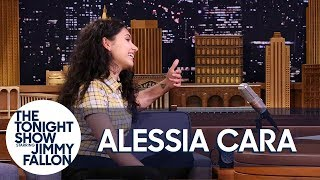 Alessia Cara Pranked Coldplay with a Giant Stuffed Teddy Bear