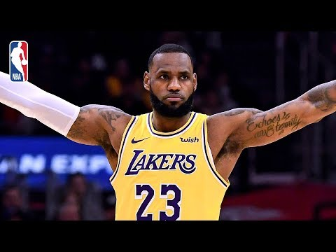 Video: Full Game Recap: Lakers vs Clippers | LeBron Returns To Action