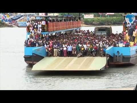 Operations continue at the Likoni channel as rescue operations enter day 3 видео