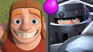 Video IS THE BUILDER THE MEGA KNIGHT? | Clash of Clans | 11 vs 11 3 Star Attempts MP3, 3GP, MP4, WEBM, AVI, FLV Agustus 2017