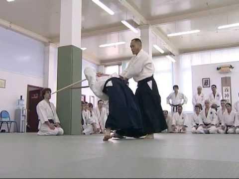 Рассказ сенсея Тсунео Андо о Ёсинкан Айкидо часть 2