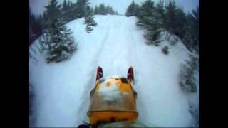 9. New lug track for Ski Doo tundra R