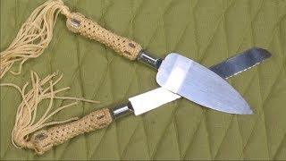سكين و حامل الحلويات | قسطبينة - ركن المكرامي | ماريا عداوري | Samira TV