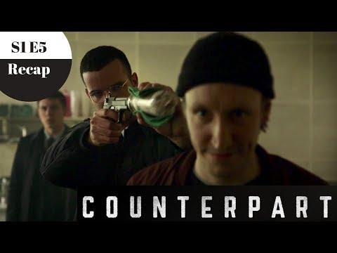 Counterpart - Season 1 Episode 5 Recap - Spoilers