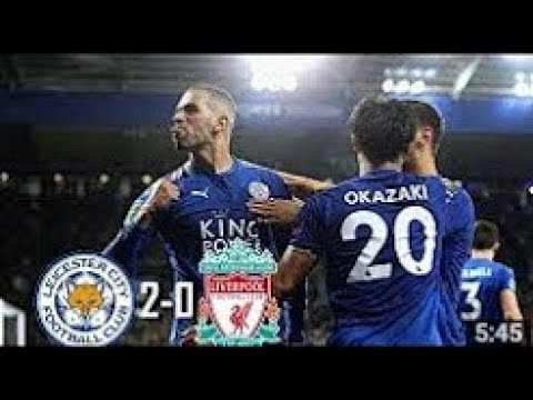 Leicester City Vs Liverpool 2-0 Highlights & Goals - 19 Sep 2017