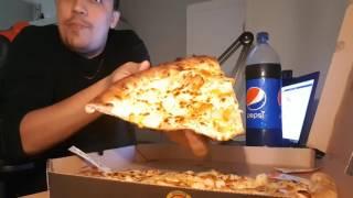 Dégustation My Big Pizza Fondant !!!!