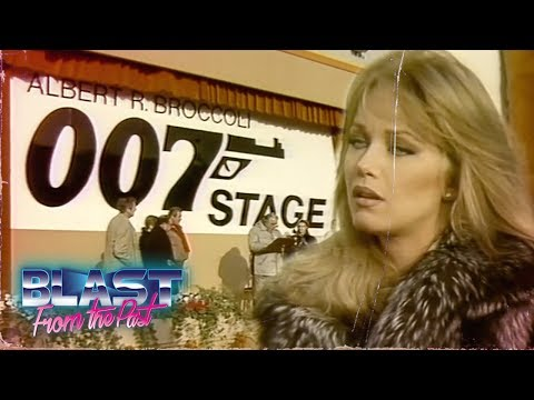 James Bond Exclusive Behind The Scenes Look At 'A View to a Kill' Film Set | Blast From The Past