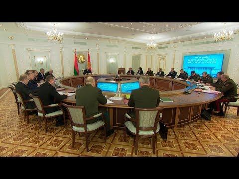 Лукашенко требует жесткого наказания для \
