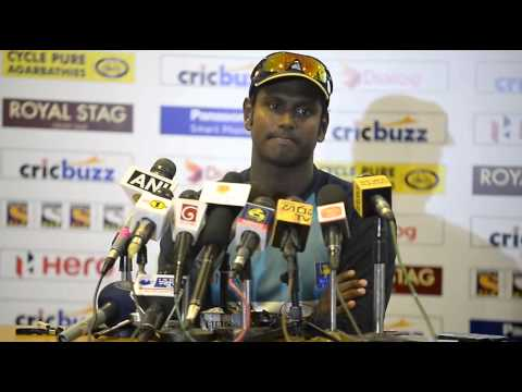 Sangakkara's emotional speech after his last Test match