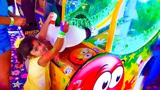 Kids Arcade Games Plastic Balls Game & Indoor Playground Jungle Jac's  - ZMTWWatch Zoey have lots of fun at Jungle Jac's indoor playground and arcade with great new arcade games for kids.Please subscribe, like, and comment for upcoming videos.Like us on facebookhttps://www.facebook.com/zoeymeetsthe...Kids Arcade Games, Plastic Balls Game, Splash the Ducks Game, Chuck E Cheese's - ZMTWhttps://www.youtube.com/watch?v=vQXwI...Kids Sliding, Jumping, Indoor Playground, Majestkids Playlandhttps://www.youtube.com/edit?video_id...Carnival Cruise Water Slide Fun for Kids WaterWorks Carnival Legendhttps://www.youtube.com/edit?video_id...Outdoor Playground Fun For Kids, Splash Pad, Slides, Kids Waterpark https://www.youtube.com/edit?video_id...Indoors Playgroundhttps://www.youtube.com/watch?v=XNGYt...Jumpstreet Indoor Trampoline Park Review https://www.youtube.com/watch?v=BMS0_...Kids Playing Indoor Playground, Baby Games at Gymboree Playhttps://www.youtube.com/watch?v=kdWXy...Baby Playing Outdoor Giving Cat Bathhttps://www.youtube.com/watch?v=vu8Ar...Here is how you write baby playing and kids playing in different languages: bebé jugando, niños jugando, 孩子们玩, खेल रहे बच्चों, بچوں کے کھیل سے, дети , играющиеToy in other Languages: खिलौने, brinquedos, ของเล่น, اللعب, igračke, đồ chơi, oyuncaklar, leksaker, juguetes, играчке, игрушки, jucării, тоглоом, leker, اسباب بازی, zabawki, 장난감, トイズ, giocattoli, mainan, játékok, צעצועים, Hračky, legetøj, speelgoed, laruan, jouets, Spielzeug, ΠαιχνίδιαHappy Bee by Kevin MacLeod is licensed under a Creative Commons Attribution license (https://creativecommons.org/licenses/...)Source: http://incompetech.com/music/royalty-...Artist: http://incompetech.com/