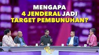Video Mengapa 4 Jenderal Jadi Target Pembunuhan? | Kivlan dan Rencana Pembunuhan 4 Jenderal - ROSI (3) MP3, 3GP, MP4, WEBM, AVI, FLV Juni 2019