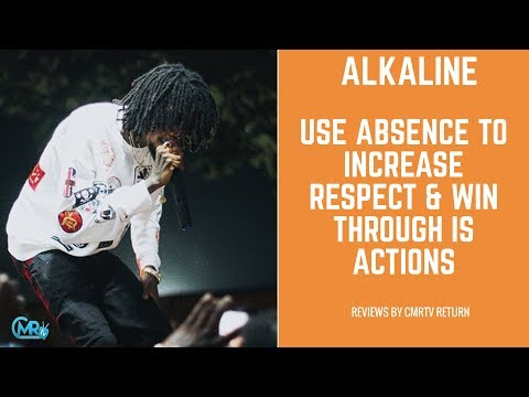 Alkaline Use Absence To Increase Respect - 48 Laws Of Power
