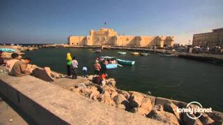 Alexandria Egypt  city images : Alexandria - Egypt - Lonely Planet travel videos