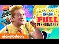 Download Lagu SpongeBob the Musical Performs 'Best Day Ever' Theme Song Medley | 2019 Kids' Choice Awards Mp3 Free