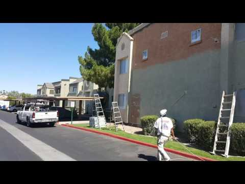 Exterior painting Mesa Arizona