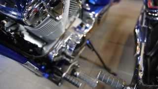 4. 2012 Honda Sabre