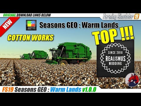 Seasons GEO: Warm Lands v1.0