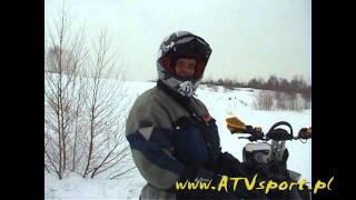 6. SKI DOO Summit REV XP 154 Hill Climb 2010 ATV SPORT