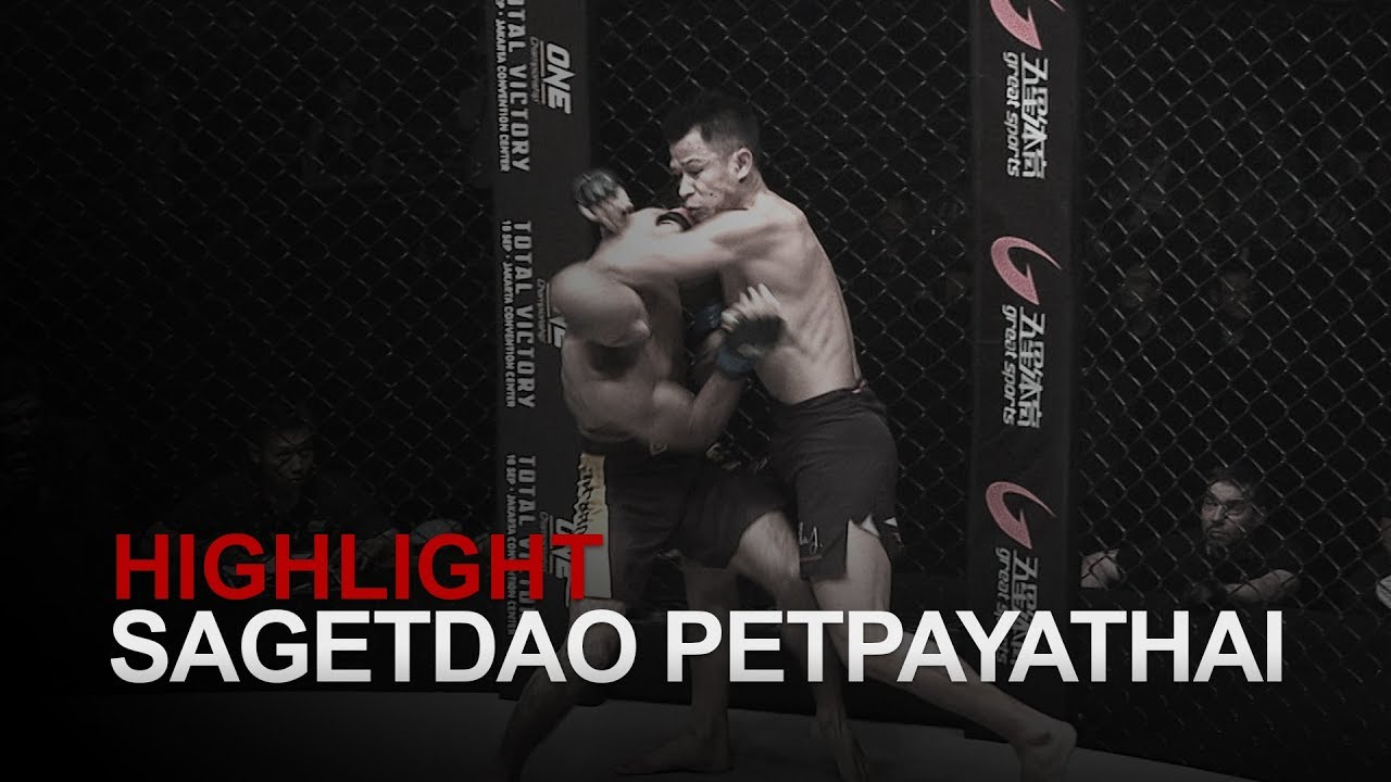 Muay Thai World Champion Sagetdao Petpayathai