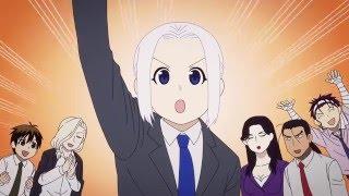 アルスラーンたちがサラリーマンに!?ショートアニメ『企業戦士アルスラーン』が公開!