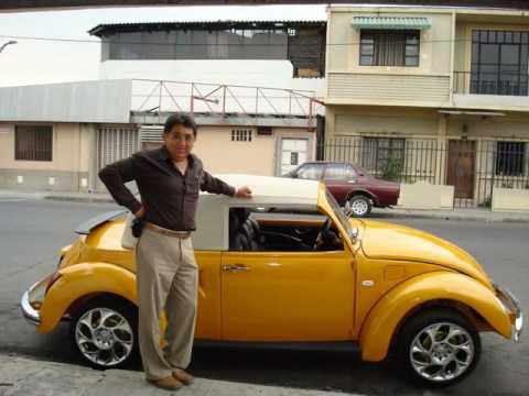 VW transformado a convertible