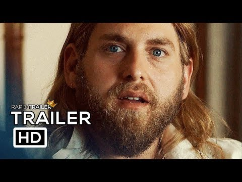 """DON'T WORRY, HE WON'T GET FAR ON FOOT"" first trailer (New Gus Van Sant film with Joaquin Phoenix, Jonah Hill, Rooney Mara and Jack Black)"