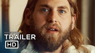 Video DON'T WORRY, HE WON'T GET FAR ON FOOT Official Trailer (2018) Jonah Hill, Jack Black Movie HD MP3, 3GP, MP4, WEBM, AVI, FLV September 2018
