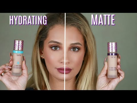TARTE COSMETICS SHAPE TAPE FOUNDATION REVIEW