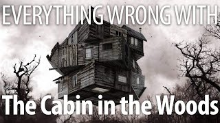 Video Everything Wrong With The Cabin in the Woods MP3, 3GP, MP4, WEBM, AVI, FLV Juni 2018