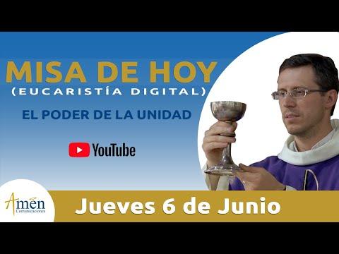 Frases de amistad - Misa del día(Eucaristía Digital)Jueves 6 de Junio de 2019-Padre Mariusz Maka-El poder de la unidad