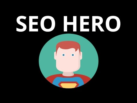 SEO Hero Contest: SEO Hero - What is the Wix