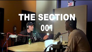 Video The Section Podcast 001 Sam Darkoh & SV Rev talk music, family and creativity MP3, 3GP, MP4, WEBM, AVI, FLV Desember 2018