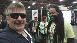 Edmonton Cannabis & Hemp Show Boaz Pharms by Urban Grower