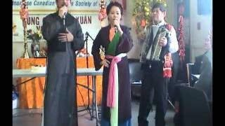 Liên Khúc Dân Ca Bắc Bộ - Huyền Vân&Minh Thắng