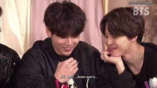 Video Jimin & Jungkook Flirting for 10 Minutes Straight MP3, 3GP, MP4, WEBM, AVI, FLV Juli 2019