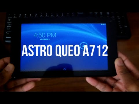 Astro Queo A712 Review: Are 40$ Tablets Worth It?