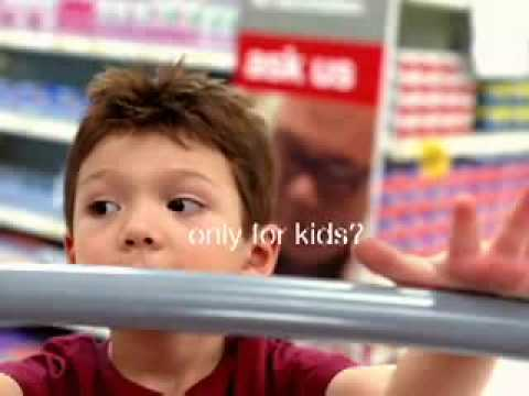 Target Commercial (2009 - 2010) (Television Commercial)