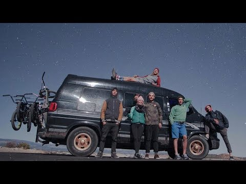 CANETTELIFE - A BMX road trip In the USA (видео)