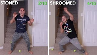 Video Weed VS Shrooms Challenge (CONDENSED VERSION) MP3, 3GP, MP4, WEBM, AVI, FLV Januari 2018