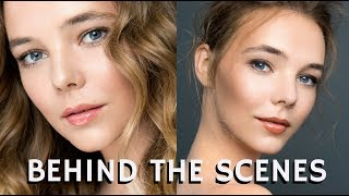 Let's go Behind the Scenes on a BEAUTY PHOTOSHOOT with my team here in LA. I'll share with you some professional tips and tricks for creating 4 distinct beauty looks in one editorial shoot with Photographer Kate Szatmari http://www.kszphotos.comFollow us both on social media today @mathias4makeup @kateszatmariRemember to click on the THUMBS UP TAB if you liked this video and leave me a comment down below!  SUBSCRIBE TO MY BEAUTY CHANNEL RIGHT HERE for weekly Beauty Demos, Product Reviews, Makeup Tutorials, and MORE! http://bit.ly/1pX0dBgWould YOU like to be updated on my newest Online Courses , Makeup Classes & Seminars? Sign up here http://bit.ly/2axZUOpCHECK OUT SOME OF MY OTHER AMAZING BEAUTY DEMOS HERE-* How to Become a Beauty Makeup Artist & Apply Makeup for Beauty Photographyhttp://bit.ly/2uhT8Fy* How to Build your Artistry Community as a Makeup Artist w The Powder Grouphttp://bit.ly/2sJ5EK5* MAKEUP TUTORIAL FOR BEGINNERS  Flawless Foundation & Smokey Eyes http://bit.ly/2l8YFJKFOLLOW ME on FACEBOOK every Wednesday at 5pm PST during my LIVE Q&A on my Fan Page http://www.facebook.com/mathias4makeupLucky for you I am the only Pro Makeup Artist on YouTube that offers private makeup lessons as well! I teach one on one personal makeup lessons in L.A. at my studio or live over video conference from home, check out my vlog about how you and I can work together! http://bit.ly/1I0Eww3EXCLUSIVE PURCHASE LINKS TO THE ITEMS I RECOMMEND IN THIS STEP BY STEP TUTORIAL RIGHT HERE-PETER THOMAS Roth 100% Purified Squalane Oilless Oil, 1.0 Fluid Ounce AMAZON  http://amzn.to/2iBiRQzVEIL ILLUMINATING COMPLEXION FIX CONCEALER WANDhttp://amzn.to/2oK69CdGLO MINERALS CREAM STAY SHADOW STICKS  AMAZON  http://amzn.to/2sZk5dbFULL VISEART EYESHADOW RANGE AT MUSEBEAUTY.COM http://bit.ly/2uWVDtyPUR BIG LOOK WATERPROOF MASCARA ULTA http://go.magik.ly/ml/t91/MAKE UP FOR EVER AQUABLEND FOUNDATION SEPHORA http://go.magik.ly/ml/5syv/KETT FIX CRÈME PRO PALETTE BLUSH AT MUSEBEAUTY.COM  http://bit.l