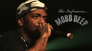 Prodigy of Mobb Deep in Moscow ( hiphop4real.com )