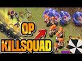 VALKYRIE KILLSQUAD IS OP | NDL WAR Bada Bing vs. 6 Schlitzes | Clash of Clans