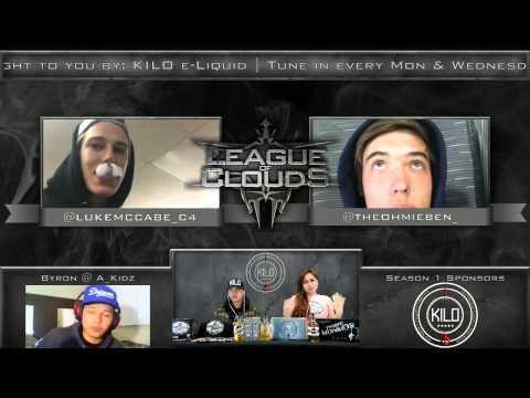 League of Clouds: Season 1 ep 12 (Week 6) - December 2nd, 2015