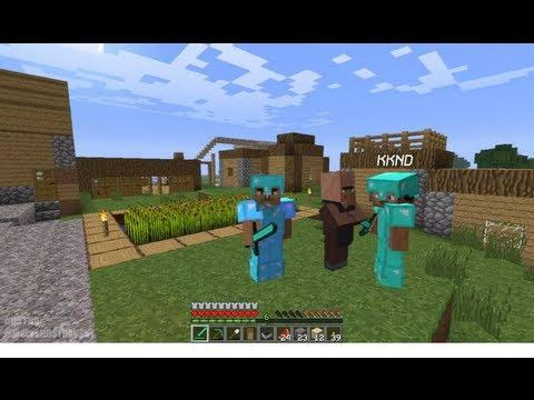 Český Let´s Play | Minecraft MP 1.2.5 | #051 HD | Hurá na jahody. Na co ???