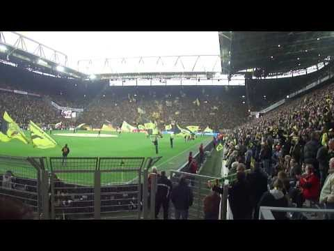 Malorny88 - Borussia Dortmund vs. Borussia Mönchengladbach 1:2 15.03.2014.