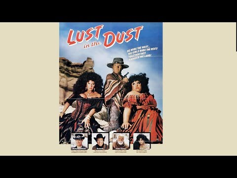 "Geier, Geld und goldene Eier (USA 1985 ""Lust in the Dust"") Trailer deutsch / german"