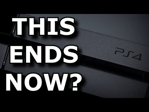 The PS4 Coming to an END Already?! - PlayStation 5 Rant