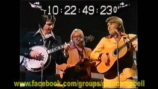 <b>Carl Jackson</b> And Glen Campbell Foggy Mountain Breakdown 1973