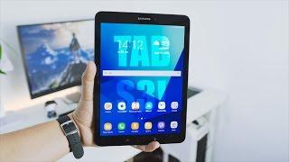 Samsung Galaxy Tab S3 je tu, poďme sa teda pozrieť či mu jeho S Pen pomôže poraziť iPad Pro. ▶Instagram: http://www.instagram.com/lukaszachar ▶Twitter: http:...